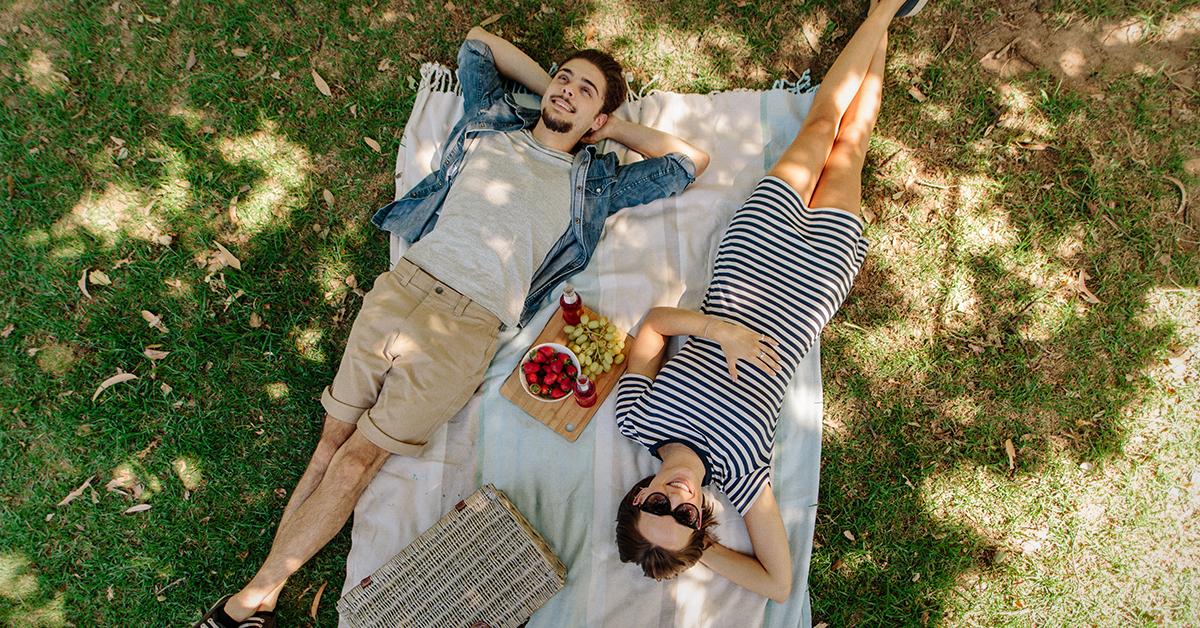 Bosto, staycation, picknick, rijst