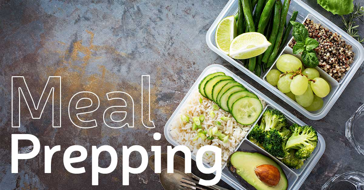 Bosto, meal prepping, tijd, besparen, rijst